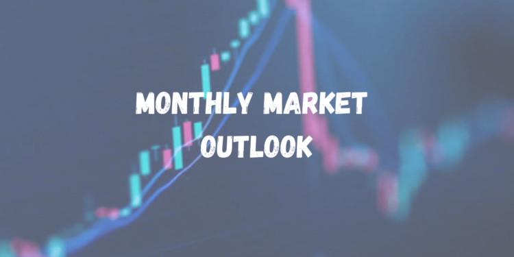 This month's market review, a summary of the factors driving the financial markets.