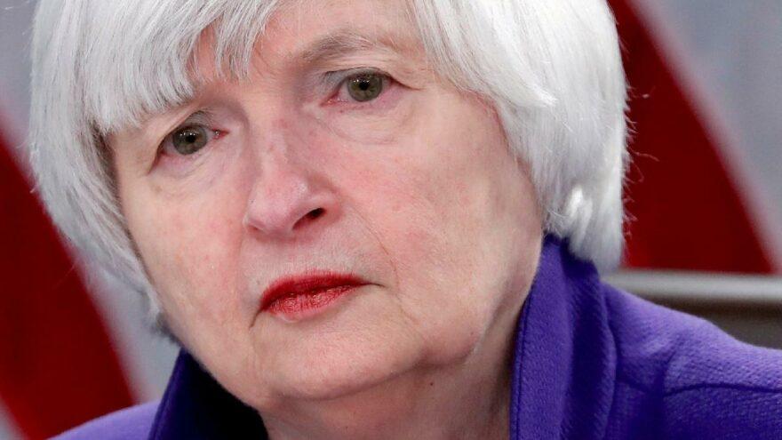 United States Secretary of the Treasury, Janet Yellen