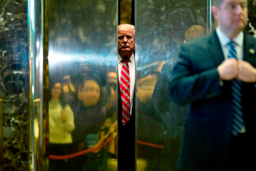 Trump organization could face criminal charges.