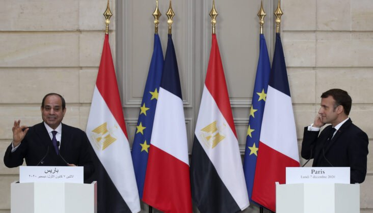 Egypt France