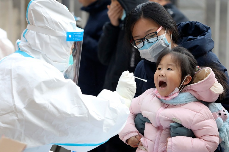 Covid-19 Cases in China's Fujian Increases
