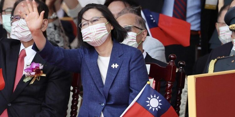 Taiwan prepares for conflict as tensions rise with China