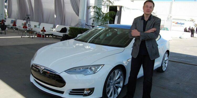 Tesla's profit beat expectations