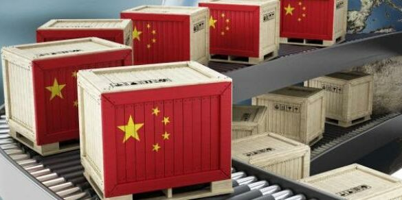 China's exports broke a record despite energy shortages