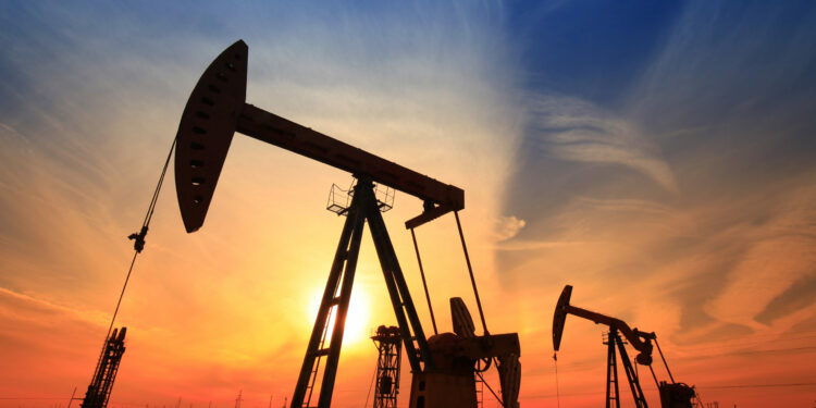 Brent oil saw $85