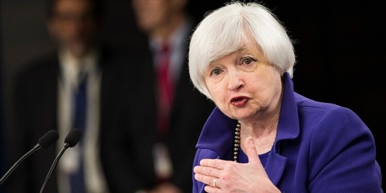 Inflation forecast from Yellen